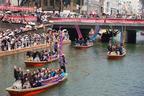 歌舞伎独特の伝統行事「船乗り込み」が初夏の博多で開催!