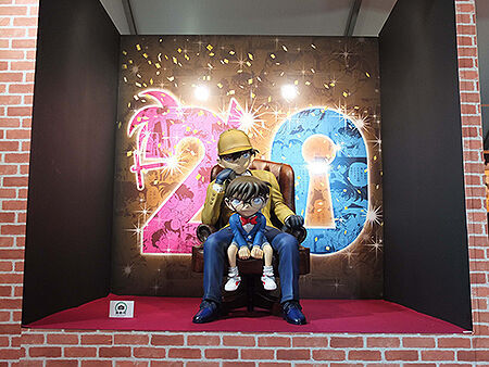 名探偵コナン連載20周年記念『コナン展』開幕!
