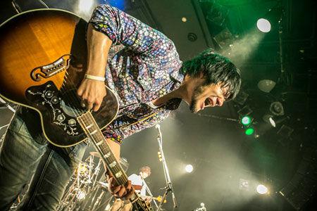 浜端ヨウヘイ、デビュー記念ライブの東京公演を開催