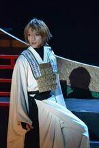 俳優、鈴木拡樹が舞台『最遊記』の意気込みを語る
