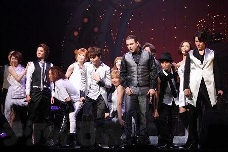 梅田芸術劇場10周年を祝うミュージカルの祭典