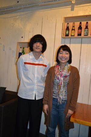 シンガー石崎ひゅーいが初舞台。菜月チョビと姉弟役