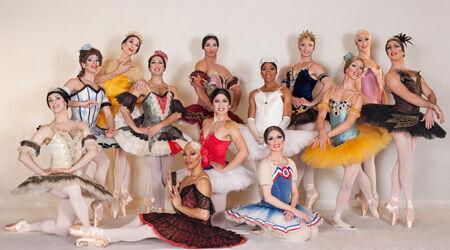 男だけのバレエ団トロカデロ、はるな愛が白鳥で登場
