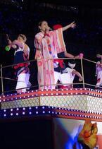 浜崎あゆみ、EXOら人気アーティスト出演「a-nation」に5万人熱狂