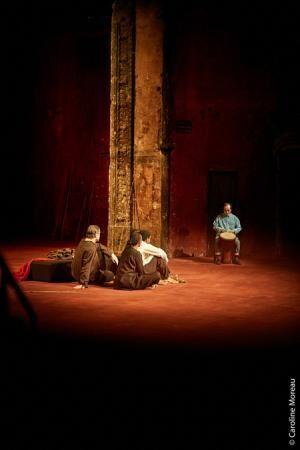 演劇の巨匠ピーター・ブルックが描く究極の命題とは?