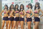 「K-1 WORLD GP 2016」K-1ガールズが決定