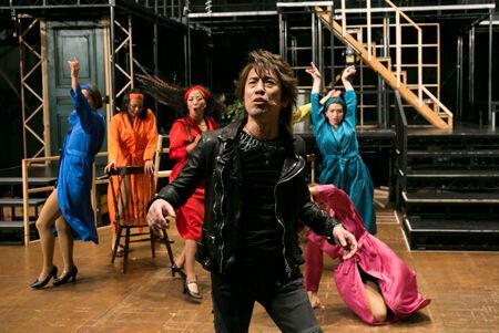 横浜を舞台にした新感覚ミュージカル『JAM TOWN』
