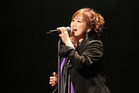 渡辺美里、31年目が華麗にスタート!