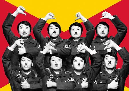 舞台『ヒトラー、最後の20000年~ほとんど、何もない~』