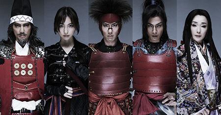 舞台版『真田十勇士』中村勘九郎の相棒は加藤和樹!