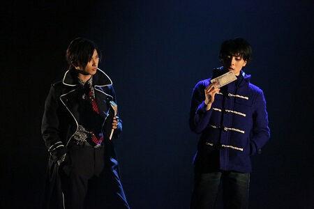 舞台『闇狩人』撮影:宮川舞子