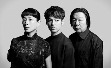 NODA・MAP第21回公演 『足跡姫 ~時代錯誤冬幽霊~』(画像左から)宮沢りえ、妻夫木聡、古田新太