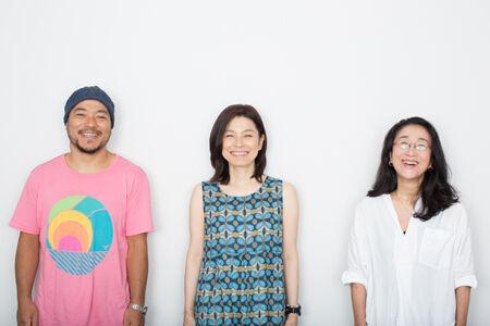 左から、福原充則、高田聖子、木野花撮影:石阪大輔