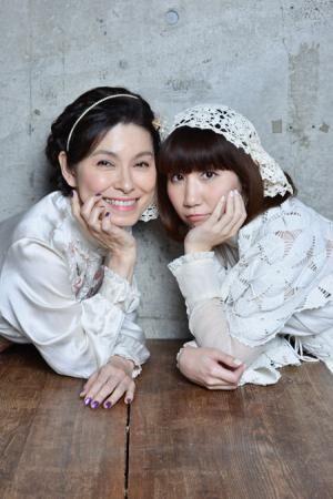 左から、高田聖子、根本宗子撮影:源賀津己