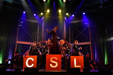 『Club SLAZY The Final invitation~Garnet~』撮影:鏡田伸幸、岩村美佳(C)2016CLIE/CSL