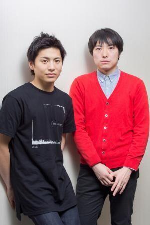 左から、宮崎秋人、中屋敷法仁撮影:石阪大輔