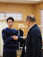 安西慎太郎&きたむらけんじに聞く舞台『幸福な職場』
