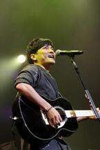森山直太朗、メジャーデビュー15周年を記念したツアーが開幕