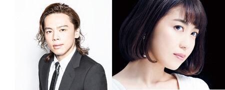 (画像左から)中川晃教、新妻聖子
