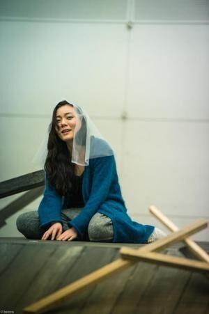 舞台『マリアの首-幻に長崎を想う曲-』稽古場よりphoto by bozzo