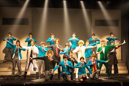 (C)2014 IF・DF / 2017舞台「薄桜鬼SSL ~sweet school life~」製作委員会