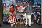 新妻聖子と藤本隆宏がオリンピックの魅力を語る