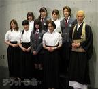 乃木坂メンバーが薙刀を披露、『あさひなぐ』開幕