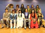 中国武術満載で描く恋の話『幻想奇譚 白蛇伝』開幕