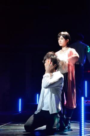 舞台版『心霊探偵八雲 裁きの塔』公開ゲネプロより