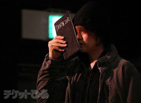 『デスノート THE MUSICAL』稽古場より撮影:平野祥恵