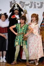 新・ピーターパンの吉柳咲良は演劇界のスーパー中学生