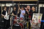 内場勝則や相楽樹が舞台稽古でバンド演奏を披露!