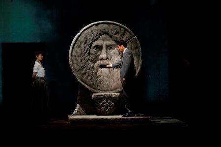 舞台『ローマの休日』撮影:岸隆子