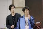 篠井英介と水田航生が語る、オンチな歌姫を描く舞台