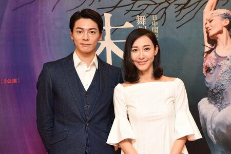左から、王佳俊、朱潔静(c)nakajima hideo
