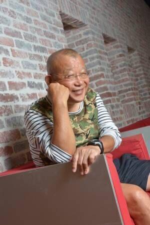 笑福亭鶴瓶 ニッポン放送「笑福亭鶴瓶 日曜日のそれ」にて 撮影:源賀津己