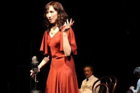 舞台「ラストダンス-ブエノスアイレスで。聖女と呼ばれた悪女エビータの物語」ゲネプロより