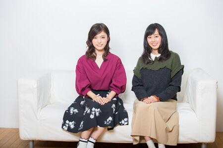 左から、美山加恋、宮崎香蓮撮影:石阪大輔