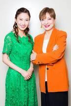 鳳蘭と実咲凜音が母娘役で共演「私が守ってあげる」