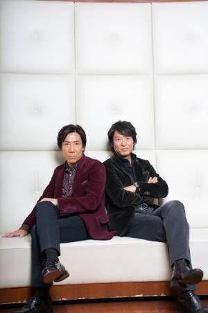 左から、岸谷五朗、寺脇康文撮影:石阪大輔