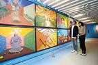 絹谷幸二 天空美術館で楽しむ、新感覚のアート体験
