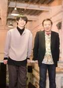 鴻上尚史と秋元龍太朗が語る虚構の劇団新作「久々に寝れない」