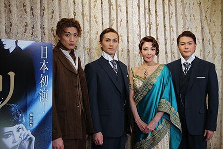 ミュージカル『マタ・ハリ』日本初演が大阪で開幕!