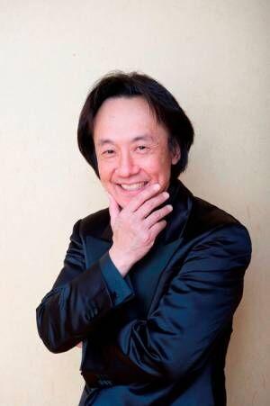 上岡敏之新日本フィルハーモニー交響楽団 音楽監督(C)武藤章