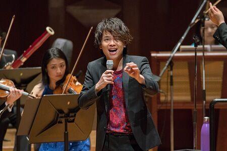 中川晃教Symphonic Concert 2018『Spring has come』