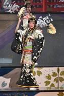 落語をモチーフに描くあの世珍道中、宝塚星組公演が開幕!