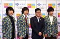 ウルフルズと松井知事のコラボも!? 大阪文化芸術フェス開催!