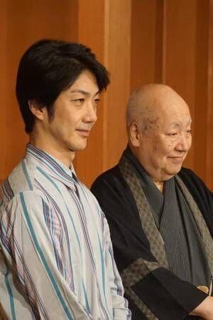 (画像左から)野村萬斎、梅若実