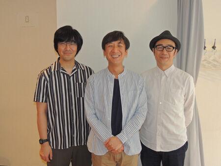 東京03 (画像左から)豊本明長、飯塚悟志、角田晃広