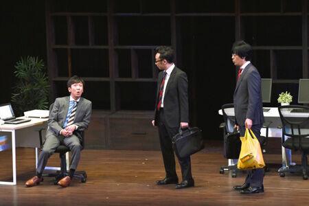 東京03の単独公演『不自然体』より